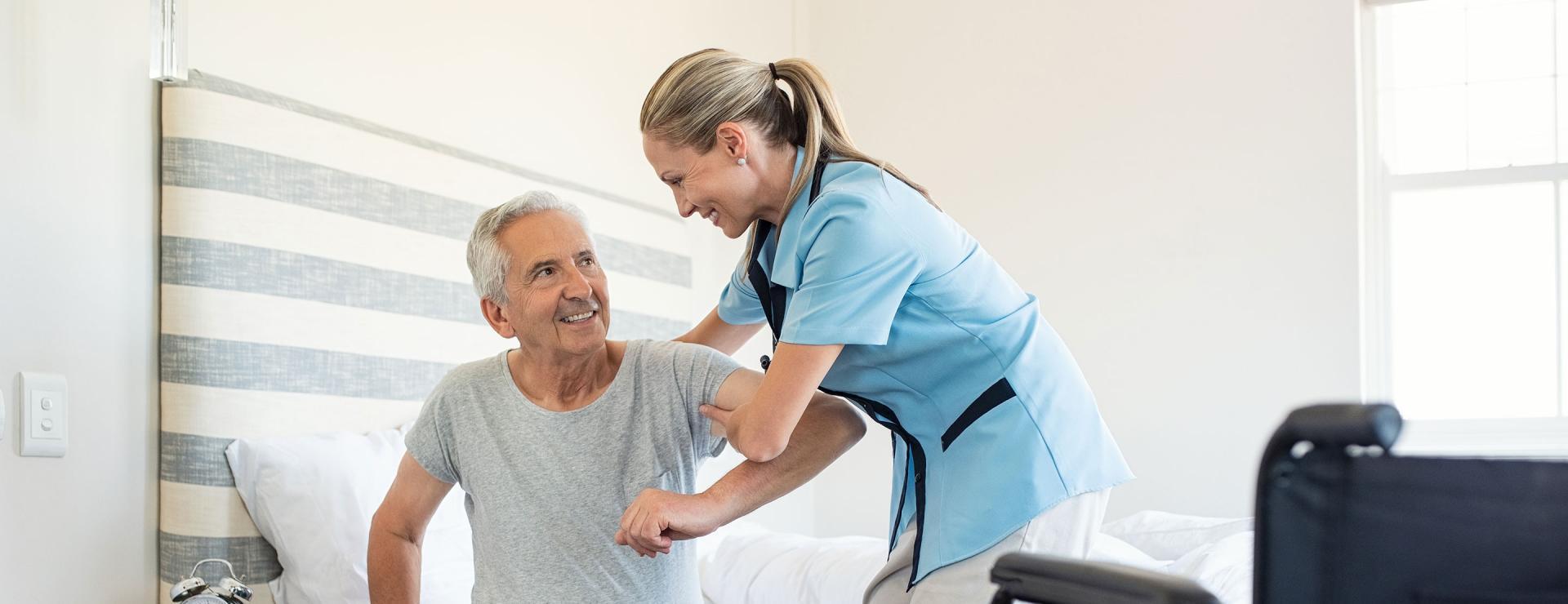 Tagespflege für Senioren